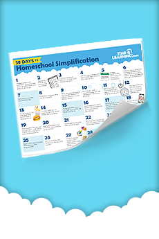 30 Day Homeschool Simplification Guide