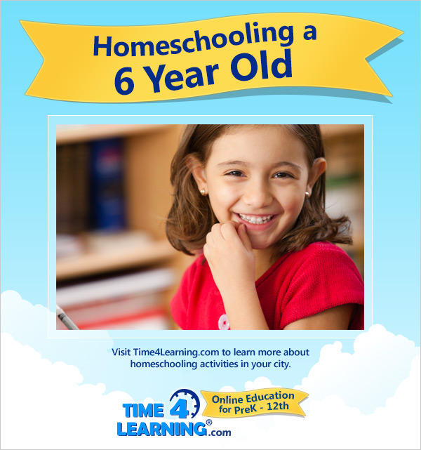 Homeschooling a Six Year Old