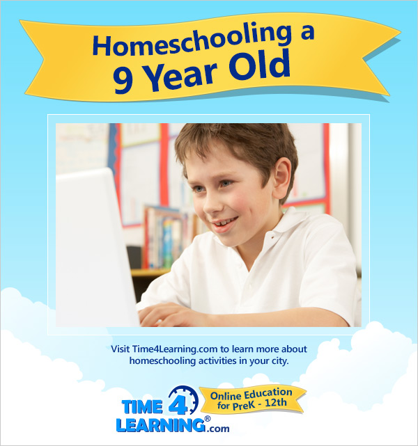 Homeschooling a Nine Year Old