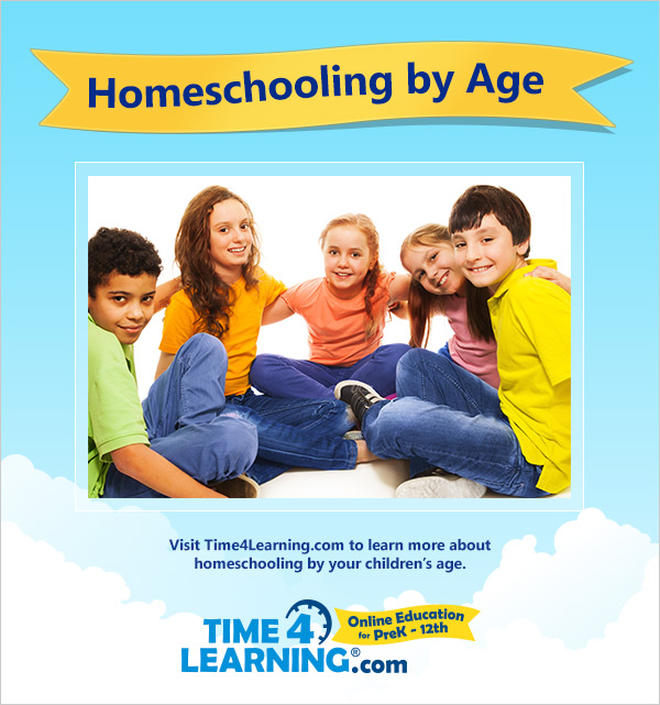 Homeschooling by Age