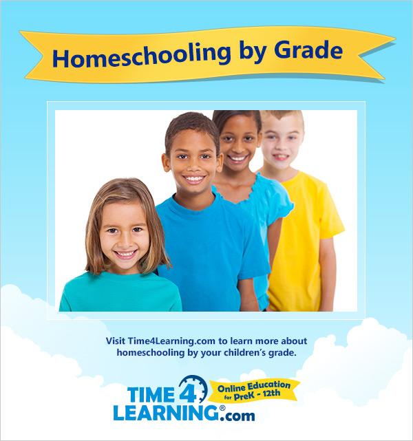 Homeschooling by Grade