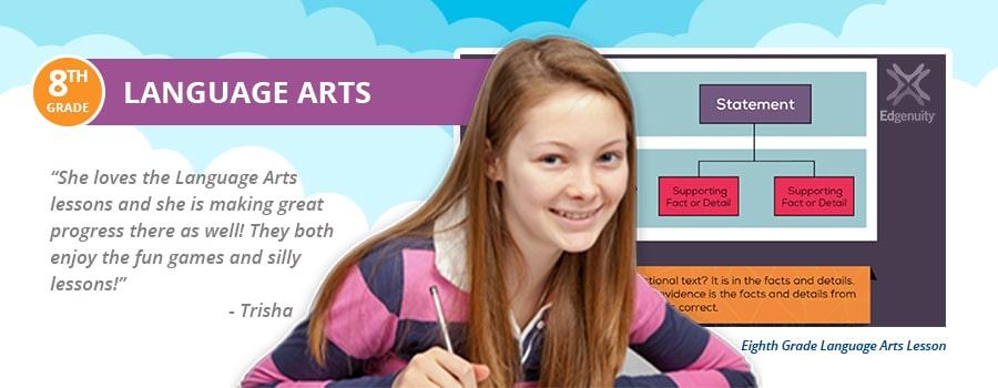 6th grade english language arts