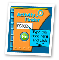 Time4Learning's Activity Finder