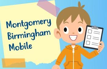 Alabama Vocabulary List & Games