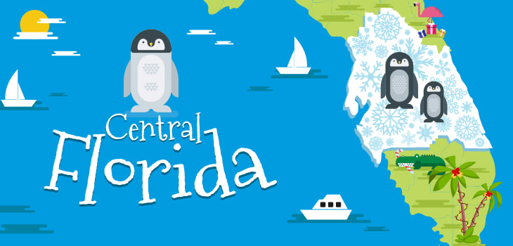 Holiday Activities for Kids in Central Florida