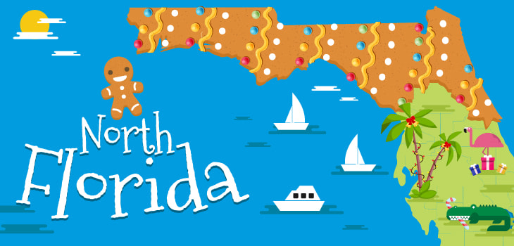 Holiday Activities for Kids in Northern Florida