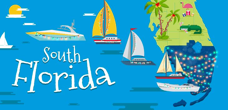 Holiday Activities for Kids in Southern Florida