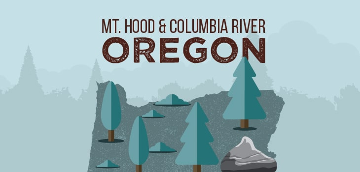 Field Trips in Mt. Hood & Columbia River Gorge