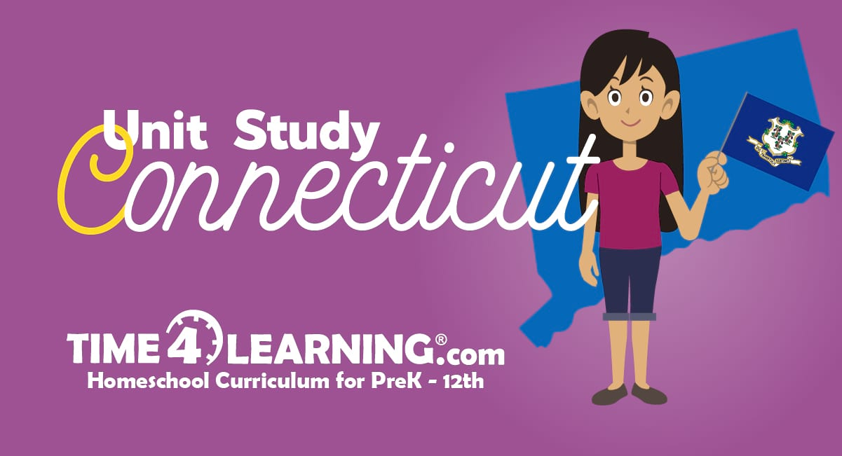 Homeschool Unit Study Connecticut State Facts on Texas Government Worksheets Kindergarten