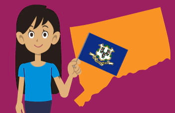 Homeschool Unit Study: Connecticut State Facts Thumbnail