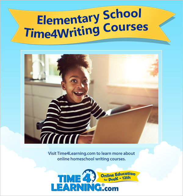 Elementary School Curriculum: Online Writing Curriculum For Elementary Students