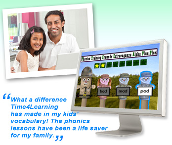 Time4Learning Can Be Used As An ESL Learning Tool