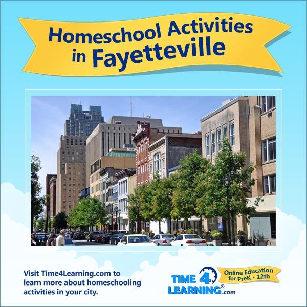 Homeschooling in Fayetteville