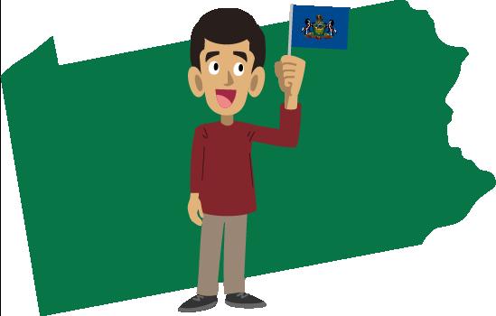 Homeschool Unit Study: Pennsylvania State Facts