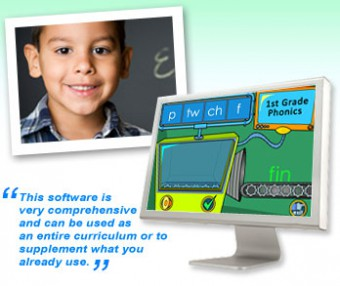 First Grade Learning Software