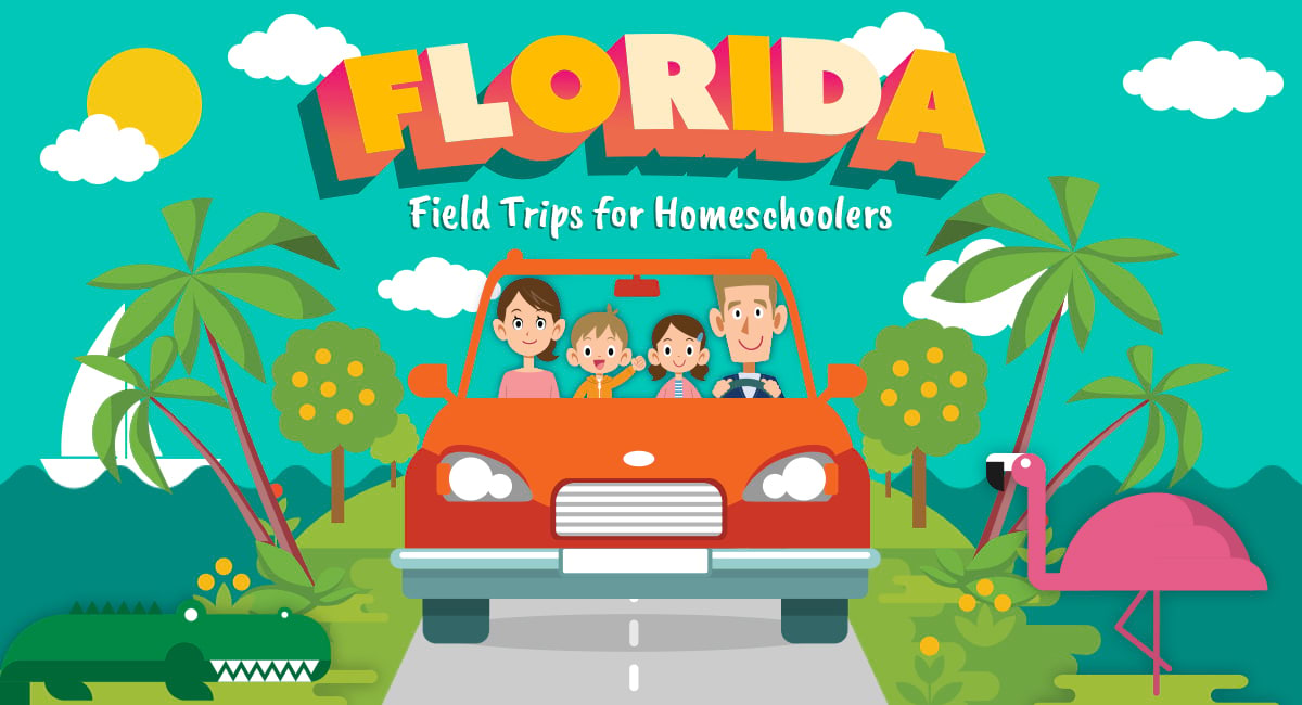 Florida Field Trips for Homeschoolers   Time4Learning