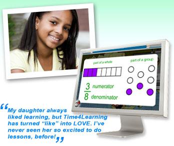Fourth Grade Math Activities & Curriculum Standards