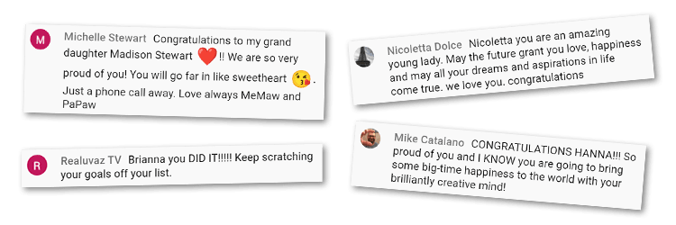 family comments