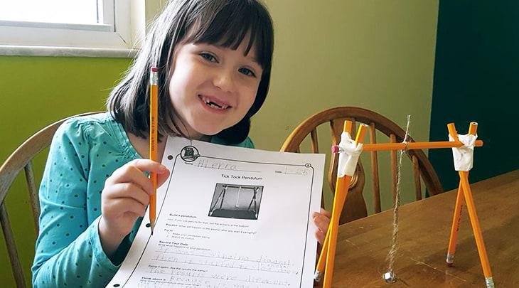 Science4Us Hands-On Worksheets