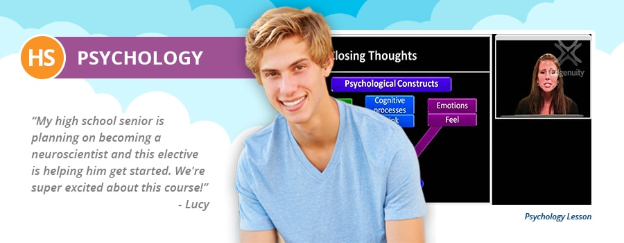 High School Psychology Curriculum Time4learning