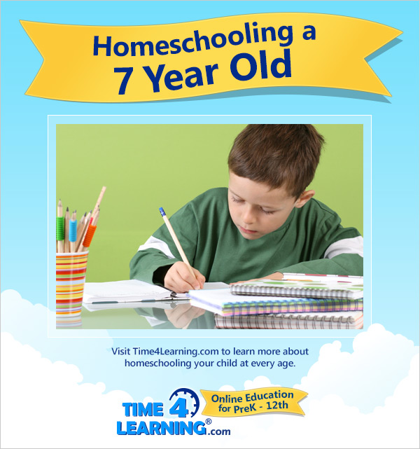 Homeschooling a Seven Year Old