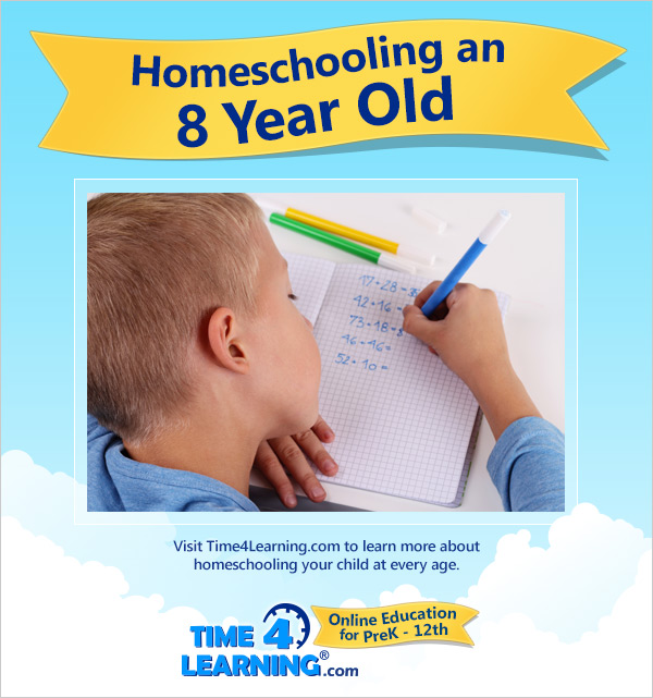 Homeschooling an Eight Year Old
