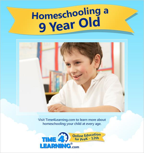 Homeschooling a Nine Year Old