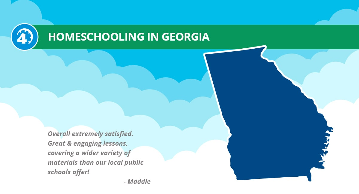 Homeschooling In Georgia Information | Time4Learning