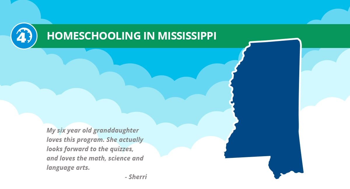 Homeschooling In Mississippi Information Time4Learning