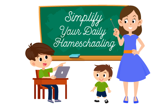 Is There an Easier Way to Homeschool?