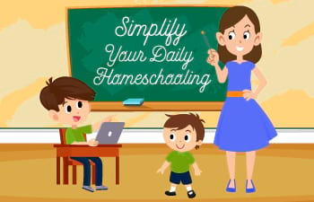 Is There an Easier Way to Homeschool? Thumbnail