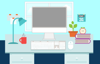 Infographic: You Can Homeschool & Work at Home Thumbnail