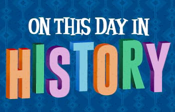 This Day in History – January 4 Thumbnail