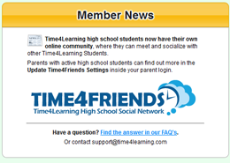 Time4Friends – A Social Network for High School Students