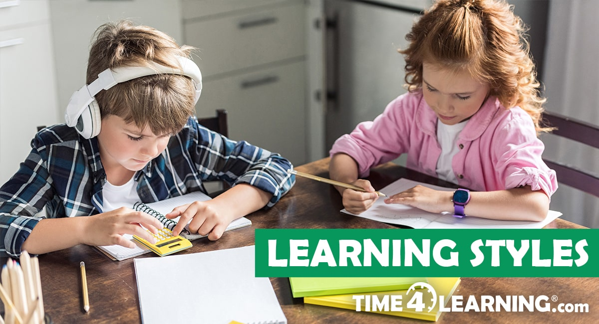 Different Learning Styles   Time4Learning