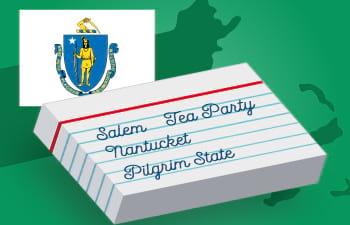 Massachusetts Flash Cards