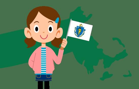 Homeschool Unit Study: Massachusetts State Facts