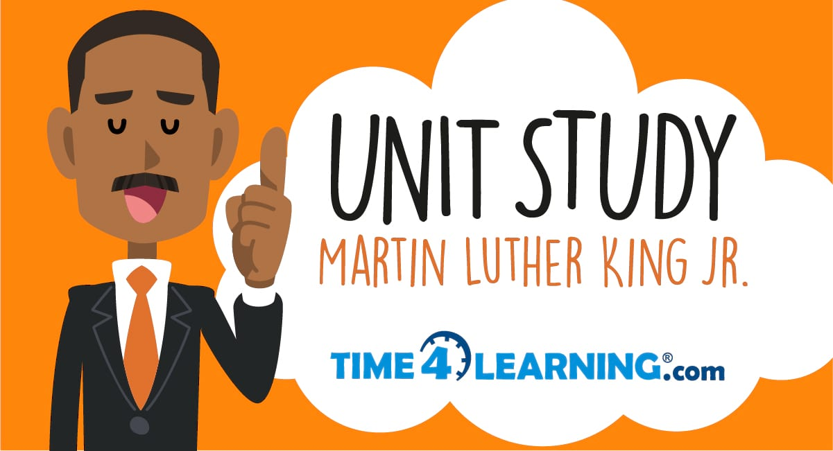 unit study supplement  martin luther king  jr  facts