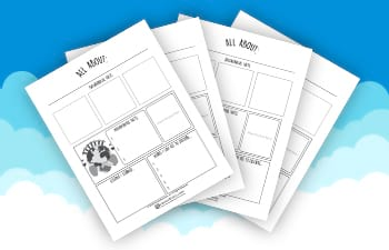 MLK worksheets