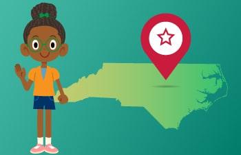 North Carolina Learning Games for Kids