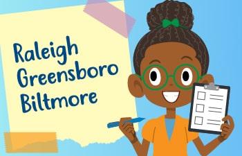 North Carolina Vocabulary List & Games
