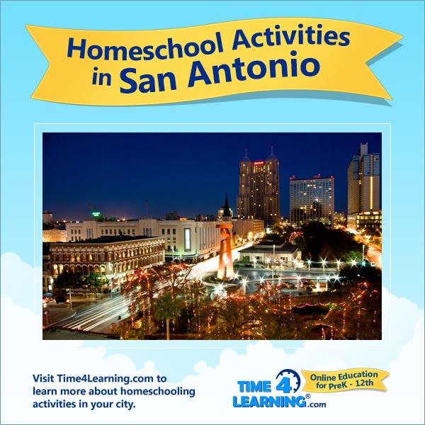 Homeschooling in San Antonio