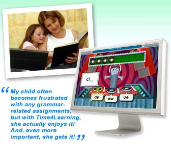 Grammar Lessons Online –  Comprehensive Curriculum