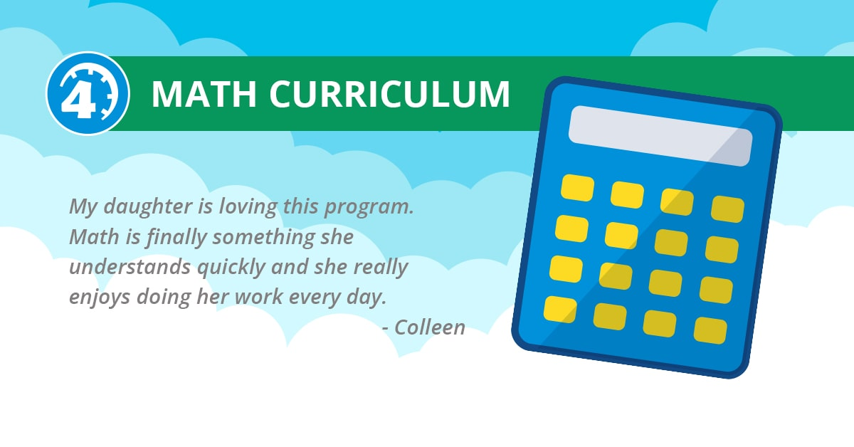 online homeschool math curriculum