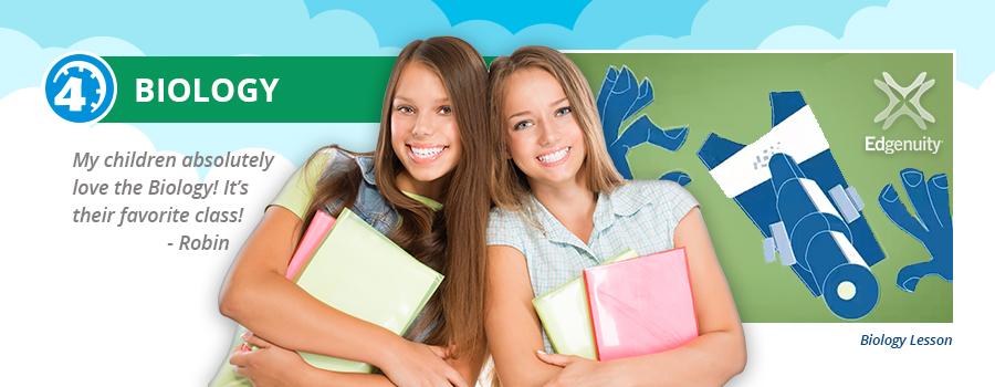 Homeschool High School Biology Curriculum Time4learning