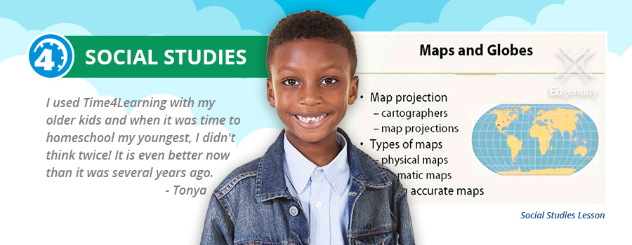 Online Social Studies Curriculum | Time4Learning
