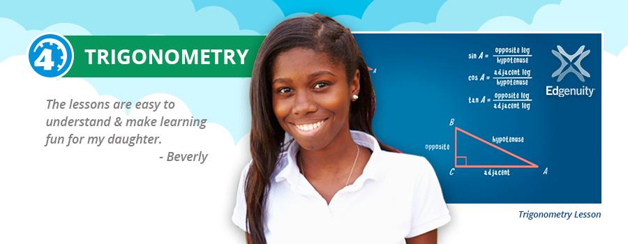 High School Trigonometry | Time4Learning