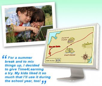 Time4Learning: An Alternative to Summer School