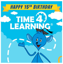 Time4Learning's 15th birthday