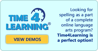 Second Grade Spelling Words Lists Resources Time4learning